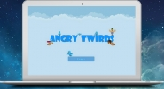 "Браузерная игра ""ANGRY TWIRDS"""